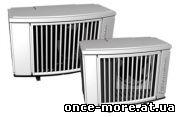 Агрегаты компрессорно-конденсаторные со спиральными компрессорами для установки на открытом воздухе.